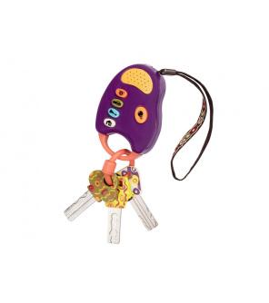 Klíčky k autu FunKeys
