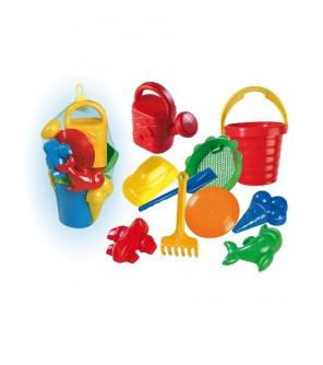 Sada hraček do písku - 10 ks