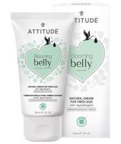 ATTITUDE Přírodní krém na unavené nohy Blooming Belly nejen pro těhotné s mátou 150 ml