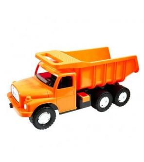 Auto Tatra 148 plast 73cm v krabici - oranžová
