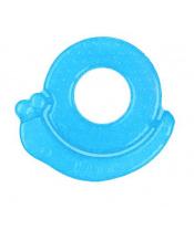 BABYONO Kousátko chladící šnek - modrá
