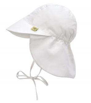 Lässig SPLASH Sun Flap Hat white 18-36 mo.