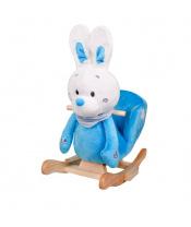 Houpací hračka s melodií PlayTo králíček modrá