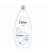 DOVE Sensitive Skin micelární sprchový gel 500 ml