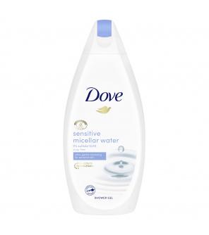 Gel sprchový micelární Sensitive Skin 500ml Dove
