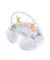 Polštář na kojení s hrazdičkou Hop Art™ 0m+