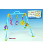 Hrazda pro děti plast 57x53x50cm 6m+