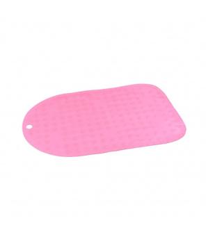 Protislkuzová podložka do vany Baby Ono 55x35cm růžová
