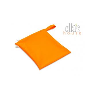 Wet bag oranžový - pytel na pleny