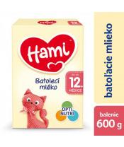 HAMI 12+ (600 g) - kojenecké mléko