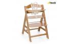 Hauck Alpha+ 2020 židlička dřevěná