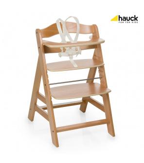 Hauck Alpha+ 2019 židlička dřevěná