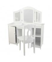 Kidkraft kosmetický stolek DeLuxe, vystavený kus