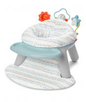 Aktivní centrum/Židle 2v1 Silver Lining do 11kg