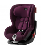 Britax Römer King II Black Regular Line