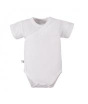 EEVI Body krátký rukáv White 68, 6m