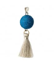 Babylonia BOLA Blue with tassle VT102  DOPRODEJ