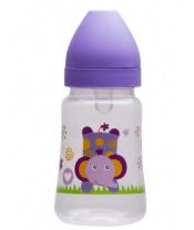 Láhev s širokým hrdlem Akuku 250 ml fialová