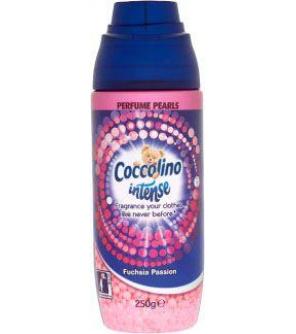 COCCOLINO Intense Fuchsia Passion 250g – parfémované kuličky na praní