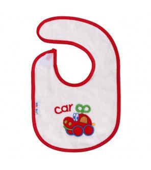 Dětský bryndák Akuku s autíčkem