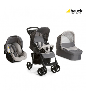 Hauck Shopper SLX Trio Set 2019 kočárek