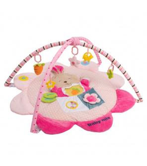 Hrací deka Baby Mix Králíček
