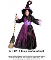 Nines Kostým Arana čarodějnice 7-9 let