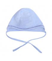 Kojenecká čepička New Baby modrá
