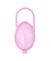 Pouzdro na dudlík Baby Ono růžové