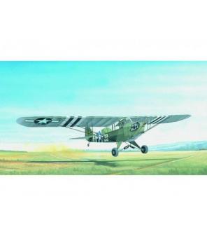Model Piper L4 Cub 13,5x21,5cm v krabici 31x13,5x3,5cm