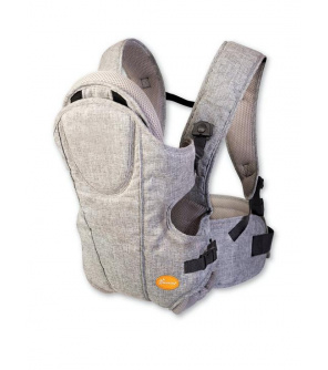 DREAMBABY Nosič ergonomický Oxford - Grey Denim