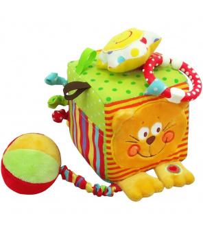Interaktivní hračka Baby Mix kostka kočička
