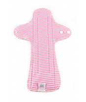 Moon pads maxi stripes pink 1ks