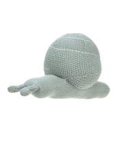 Lässig BABIES Knitted Toy with Rattle
