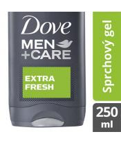 Gel sprchový Men + Care Extra Fresh 250ml Dove