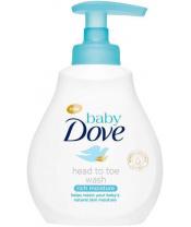 BABY DOVE Mycí gel pro celé tělo i vlásky, 200 ml