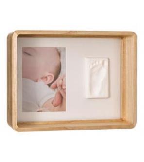 BABY ART Rámeček na otisky a fotografii Deep Frame Wooden