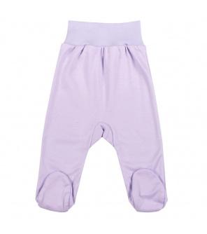 Kojenecké polodupačky New Baby fialové