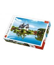 Puzzle Palác Sanphet Prasat 1000 dílků v krabici 40x27x6cm