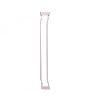 DREAMBABY Prodloužení k zábraně Liberty, Standard, Slimline 9 cm, bílá