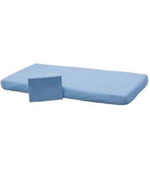 Scarlett Prostěradlo nepropustné - Scarlett /140x70 cm/ - modrá