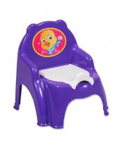 Dětský nočník fialový