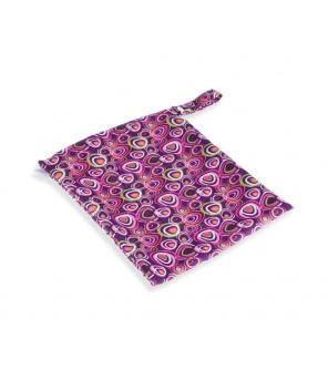 Wet bag pink lolly - pytel na pleny