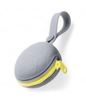 Pouzdro na dudlík silikonové Grab&Go šedé