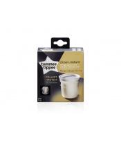 Nádobky na skladování mat. mléka C2N, 4ks 0+m