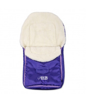 Zimní fusák New Baby Classic Wool violet