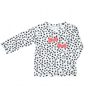 Kojenecká bavlněná košilka Nicol Alice