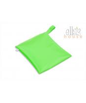 Wet bag zelený - pytel na pleny