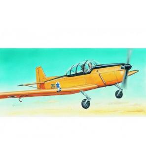 Model Fokker S 11 Instructor 20,2x27,2cm v krabici 31x13,5x3,5cm