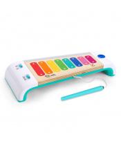 BABY EINSTEIN Hračka dřevěná hudební xylofon Magic Touch HAPE 12m+
